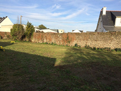 TEXT_PHOTO 4 - TERRAIN CONSTRUCTIBLE A VENDRE : BINIC CENTRE !