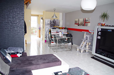 TEXT_PHOTO 1 - PORDIC : A VENDRE APPARTEMENT T3 LOUE 550 EUROS PAR MOIS!