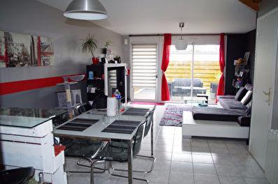 TEXT_PHOTO 5 - PORDIC : A VENDRE APPARTEMENT T3 LOUE 550 EUROS PAR MOIS!