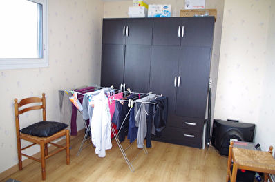 TEXT_PHOTO 8 - PORDIC : A VENDRE APPARTEMENT T3 LOUE 550 EUROS PAR MOIS!